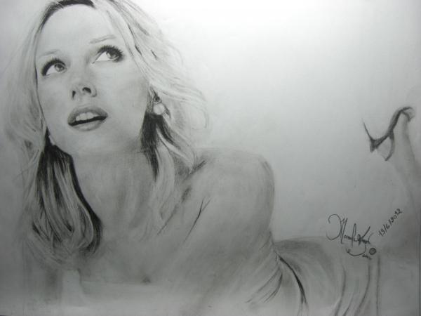 Naomi Watts by manal